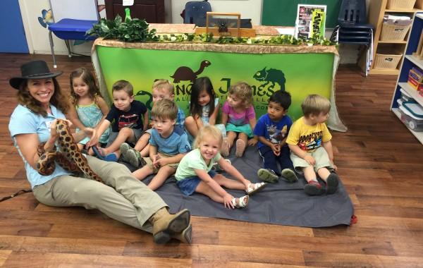 Preschool Visit