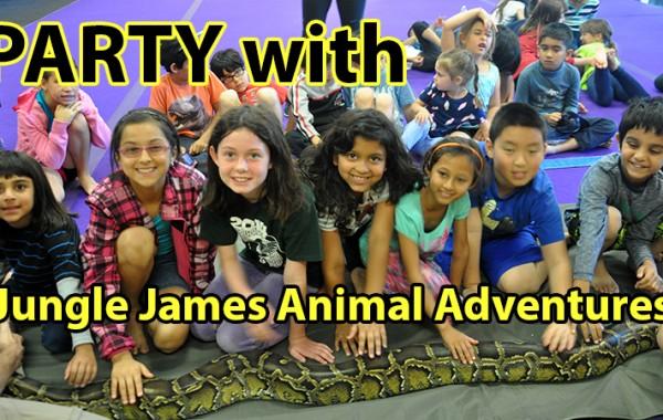 Jungle James Animal Adventures!